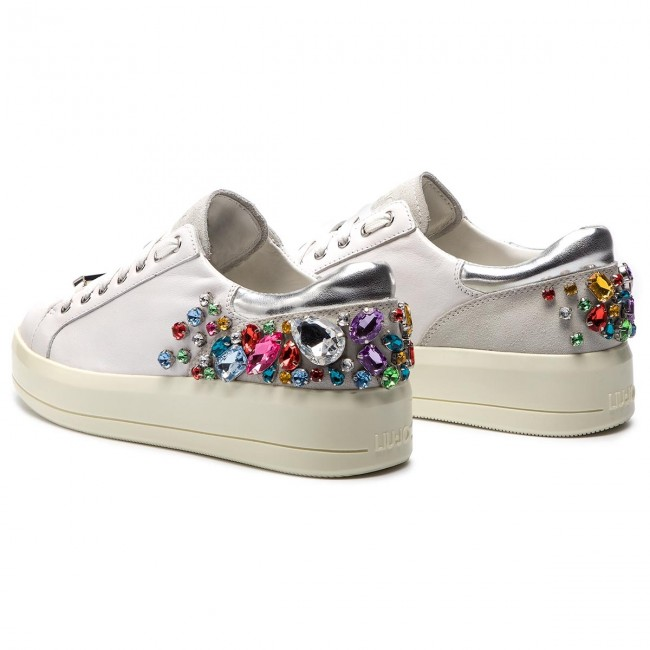 Sneakers LIU JO - Kim 8 B19017 PX026