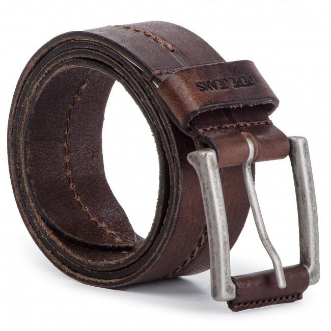 Men S Belt Pepe Jeans Tangel Belt Pm020899 Brown 878 Men S Belts Belts Leather Goods Accessories Efootwear Eu