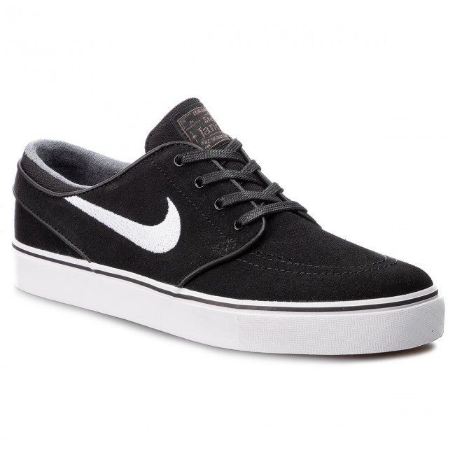 Nike SB Zoom Stefan Janoski (black white) | 43einhalb Sneaker Store