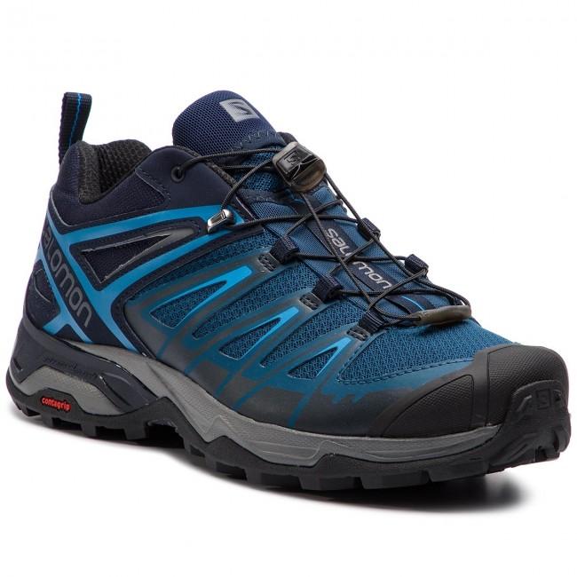 Salomon X Ultra 3 Shoes Men poseidonindigo buntingquiet shade