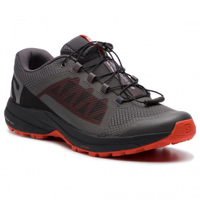 buy popular b876a 9ab51 Shoes SALOMON - Xa Elevate 406115 27 V0 Magnet/Black/Cherry Tomato