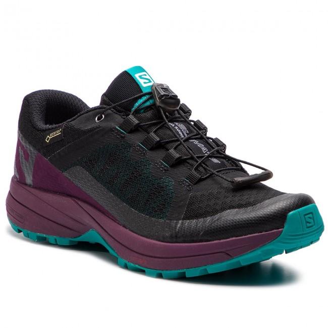 Shoes SALOMON Xa Elevate Gtx W GORE TEX 406128 20 V0 Black QzKKQ