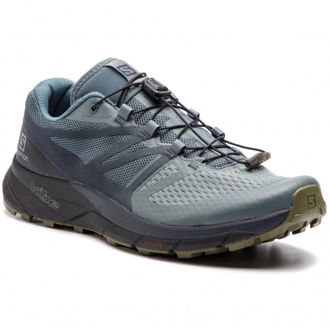 Salomon Sense Ride 2 GTX Women's Shoes Nile BlueNavy