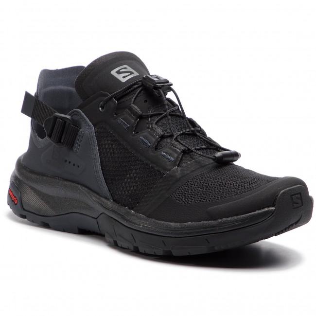 b8f11fa8 Trekker Boots SALOMON - Techamphibian 4 W 406813 22 V0 Black/Ebony/Quiet  Shade - Trekker boots - Low shoes - Women's shoes - efootwear.eu
