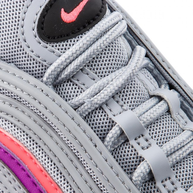 Shoes NIKE Air Max 97 921733 009 Wolf GreySolar Red