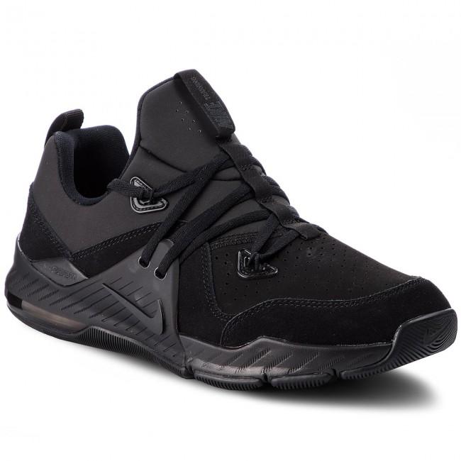 Shoes NIKE Zoom Train Command Lthr AA3984 006 BlackBlackBlack