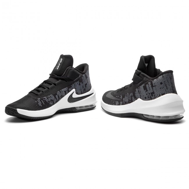 Shoes NIKE Air Max Infuriate 2 Mid AA7066 001 BlackBlack White Anthracite