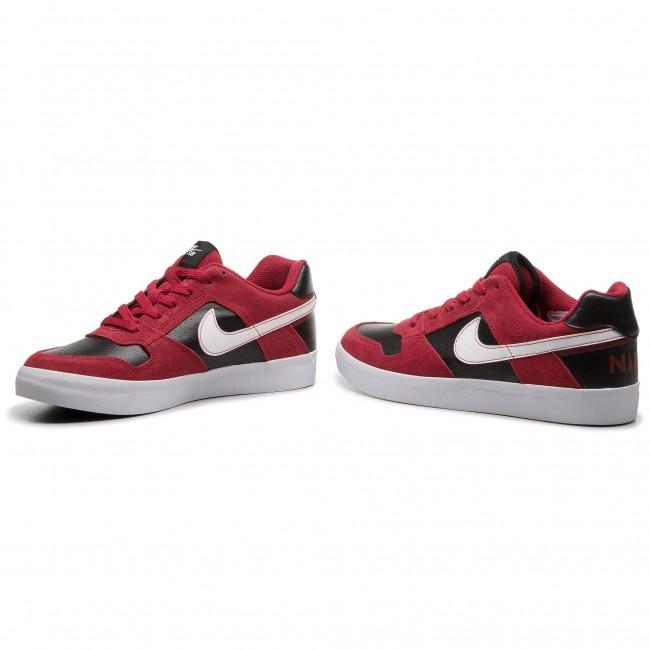 Shoes NIKE - Sb Delta Force Vulc 942237 610 Red Crush/White/Black/White