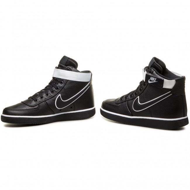 Shoes NIKE Vandal High Supreme Ltr AH8518 003 BlackBlack White