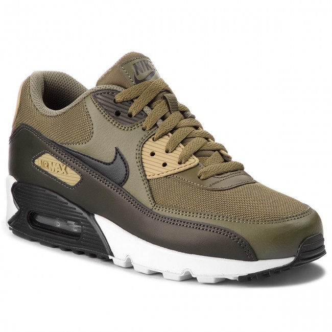 Shoes NIKE Air Max 90 Essential AJ1285 201 Medium OliveBlackSequoia