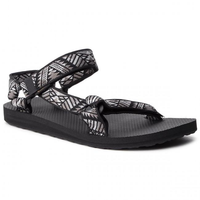 33cfa094 Sandals TEVA - Original Universal 1004006 Boomerang Black/White