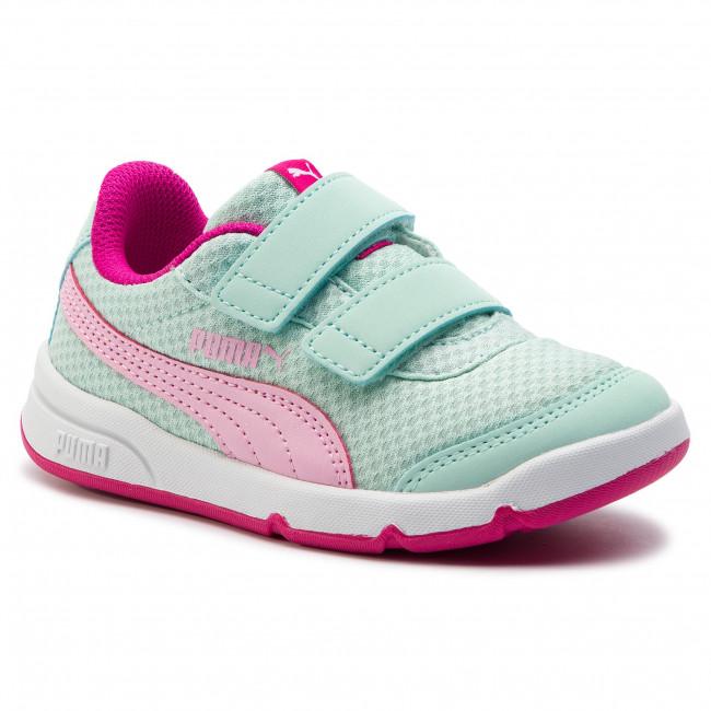 myydään maailmanlaajuisesti valtava myynti myymälä bestsellereitä Sneakers PUMA - Stepfleex 2 Mesh V Ps 190703 06 FairAqua/PalePink/Purple