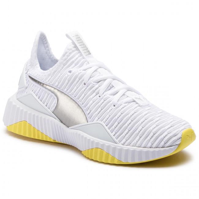 Sneakers PUMA Defy Tz 192249 01 Puma WhiteBlazing Yellow