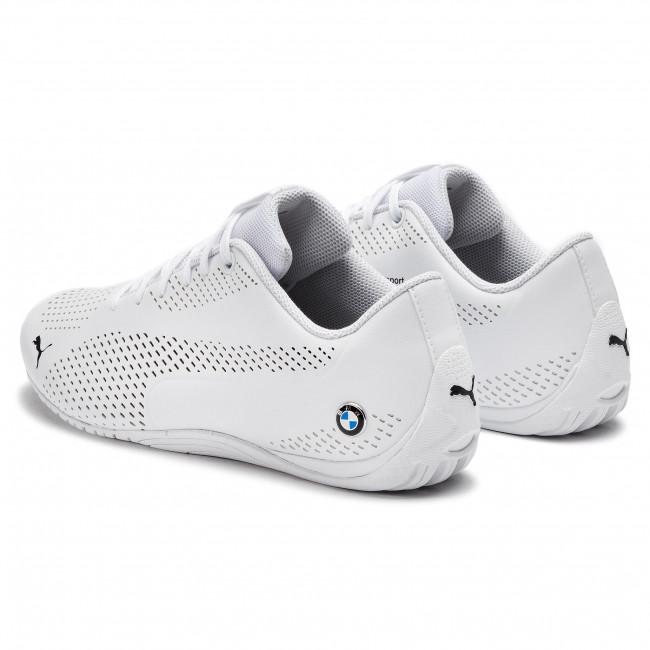 Sneakers PUMA BMW MMS Drift Cat Ultra 5 II 306421 02 Puma WhitePuma White