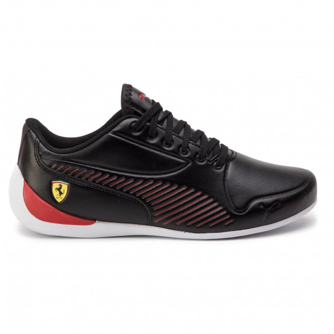 Cartas credenciales Humano tortura  Sneakers PUMA - Sf Drift Cat 7S Ultra Jr 306426 01 Puma Black/Rosso Corsa -  Laced shoes - Low shoes - Boy - Kids' shoes | efootwear.eu