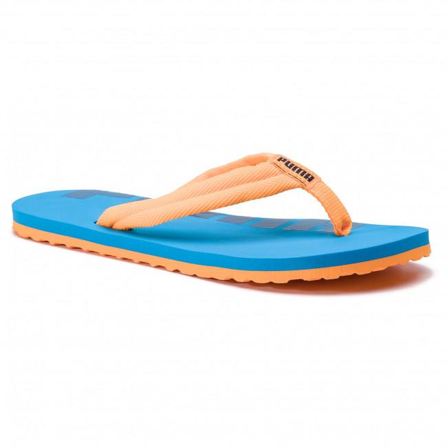 Slides PUMA Epic Flip v2 Jr 360288 16 Orange PopIndigo Bunting