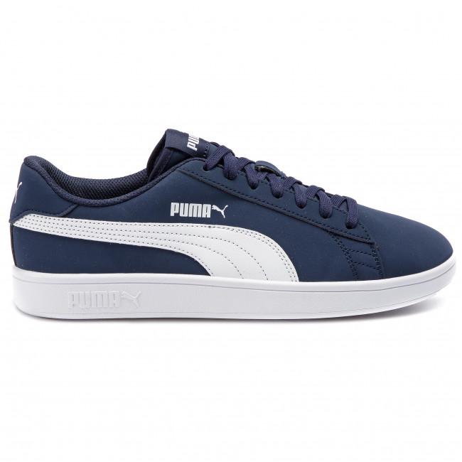 Sneakers PUMA Smash V2 Buck 365160 09 PeacoatPuma White