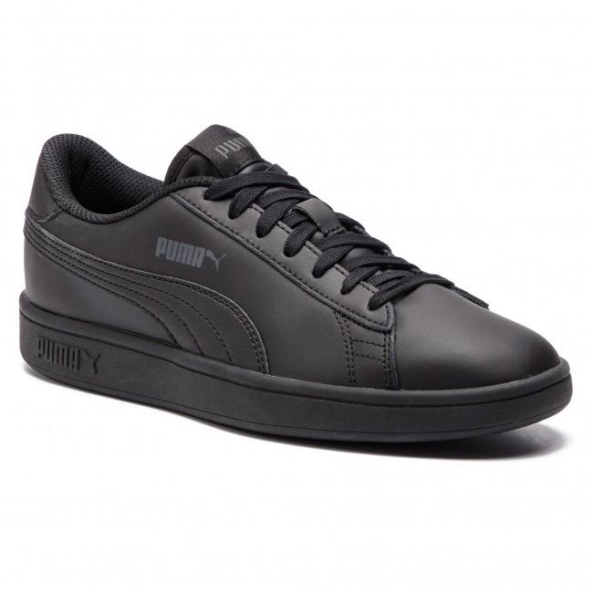 Sneakers PUMA - Smash V2 L Jr 365170 01 Puma Black/Puma Black
