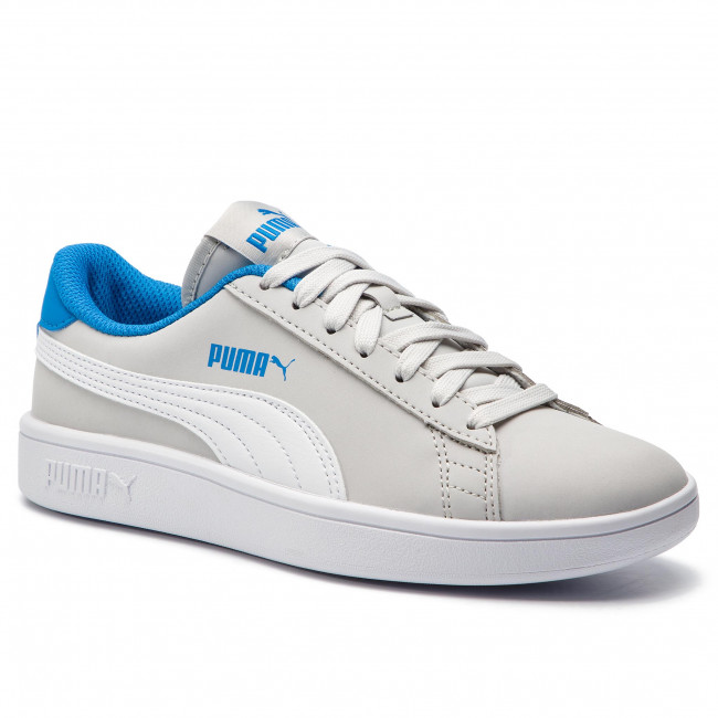 Sneakers PUMA Smash V2 Buck Jr 365182 08 Gray VioletPuma White