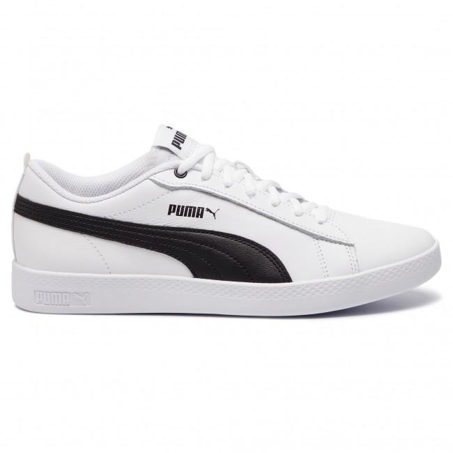 Sneakers PUMA Smash Wns V2 L 365208 01 Puma WhitePuma Black