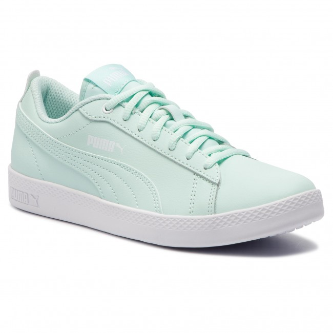 Sneakers PUMA Smash Wns V2 L 365208 11 Fair AquaPuma White