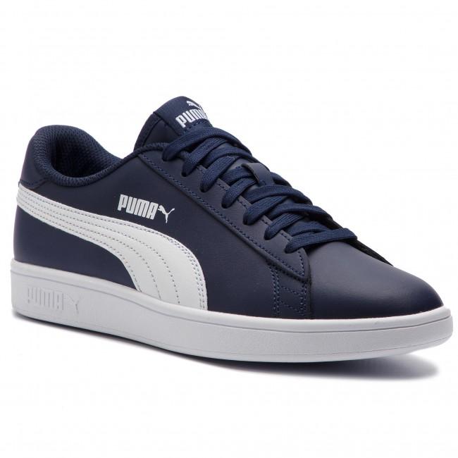 Sneakers PUMA Smash V2 L 365215 05 PeacoatPuma White