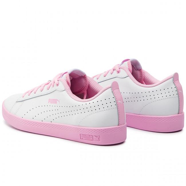 Sneakers PUMA Smash Wns V2 L Perf 365216 07 Puma WhitePale Pink