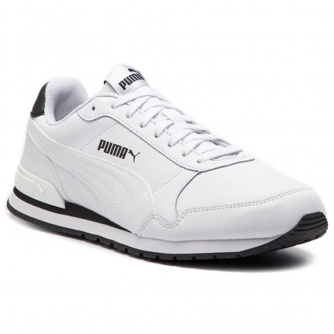 0656c3335fe Sneakers PUMA - St Runner V2 Full L 365277 01 Puma White/Puma White