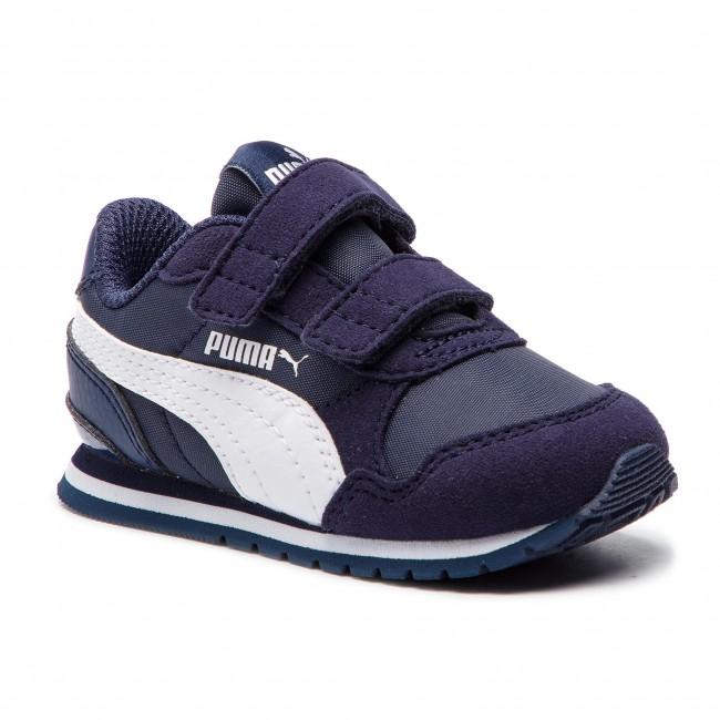 ce28ee795d Sneakers PUMA - St Runner V2 Nl V Inf 365295 09 Peacoat/Puma White ...