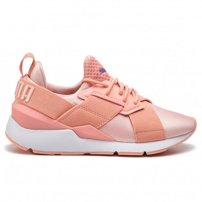 Sneakers PUMA Muse Satin Ep Wn's 365534 12 Peach BudPeach Bud