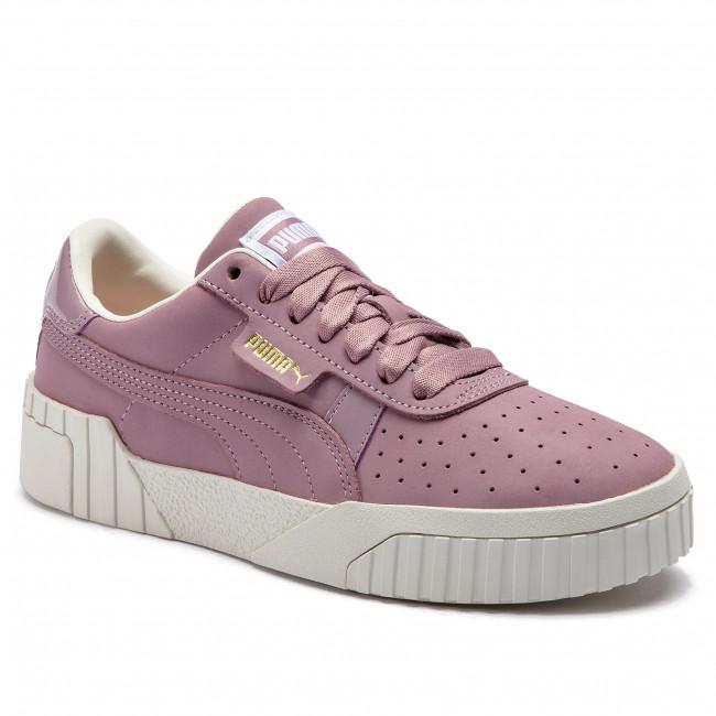 55bf27e9a4 Sneakers PUMA - Cali Nubuck Wn's 369161 02 Elderberry