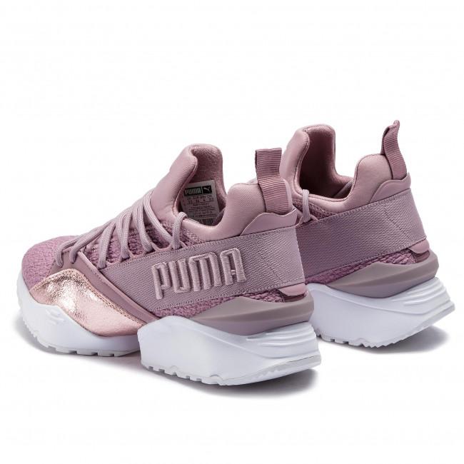 Sneakers PUMA Muse Maia Bio Hacking Wn's 369197 02 ElderberryBright Peach