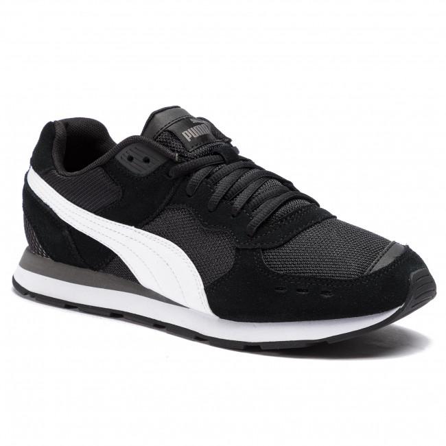 68303d25e2 Sneakers PUMA - Vista 369365 01 Black/White/Charcoal Gray