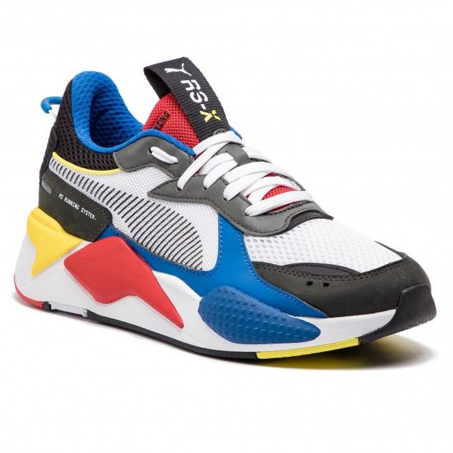 Sneakers PUMA Rs X Toys 369449 02 Puma WhitePuma Royal