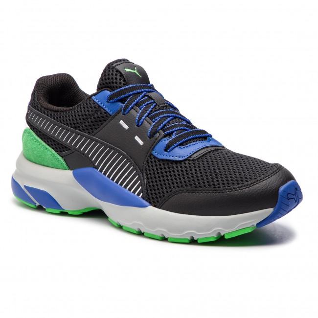 a8d0fff95f30 Shoes PUMA - Future Runner Premium 369502 01 Puma Black/Surf The Web ...