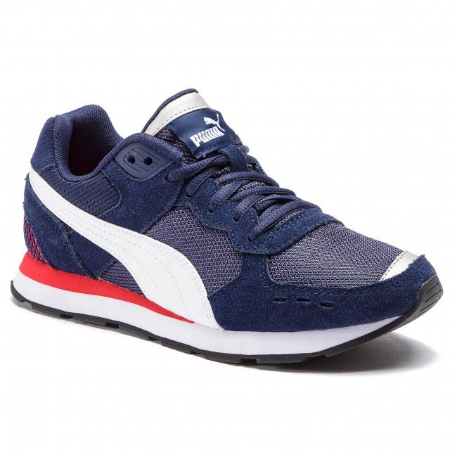 Sneakers PUMA - Vista Jr 369539 02 Peacoat/Puma White