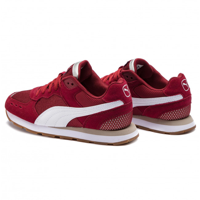 Sneakers PUMA - Vista Jr 369539 03 Cordovan/Puma White