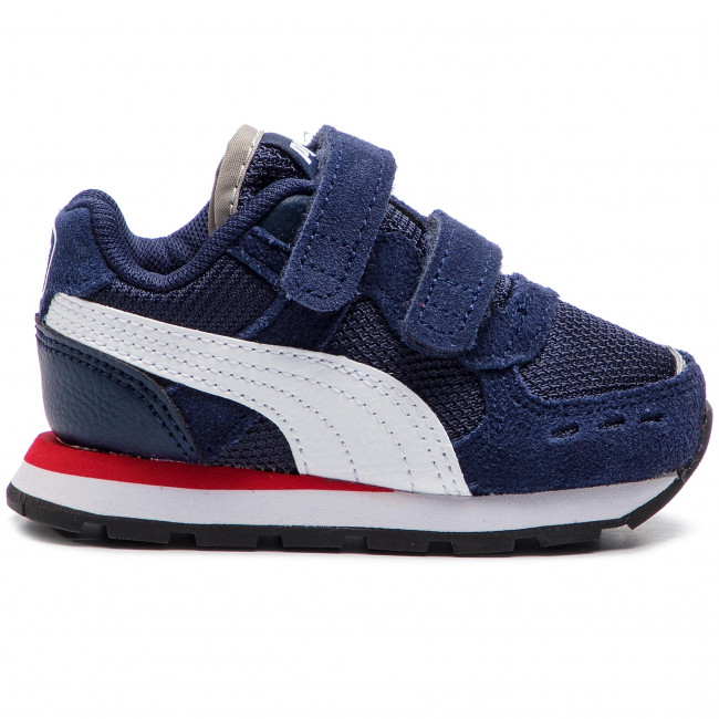 Sneakers PUMA - Vista V Inf 369541 02 Peacoat/Puma White