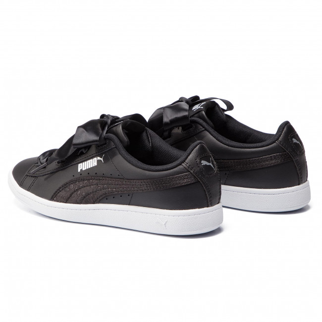 Sneakers PUMA Vikky Ribbon L Satin Jr 369542 04 Puma Black