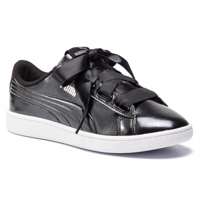 0829ff42 Sneakers PUMA - Vikky V2 Ribbon P 369727 01 Puma Black/Puma Silver