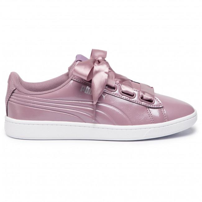 861a080c Sneakers PUMA - Vikky v2 Ribbon P 369727 03 Elderberry/Puma Silver