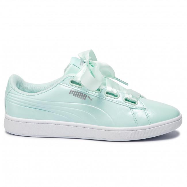 Sneakers PUMA Vikky v2 Ribbon P 369727 04 Fair AquaPuma Silver