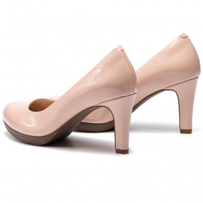 deb14131474 Shoes CLARKS - Adriel Viola 261290674 Dusty Pink