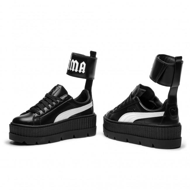 premium selection 669f3 bddcc Sneakers PUMA - Ankle Strap Sneaker 366264 03 Puma Black/Puma White