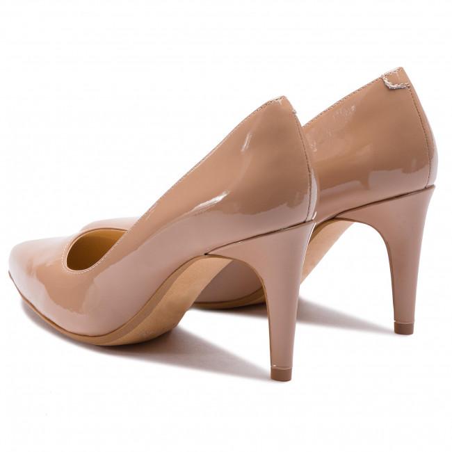 Stilettos CLARKS Laina Rae 261388834 Praline Patent