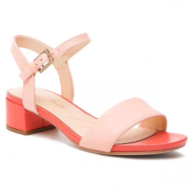 buy sale official shop classic style Sandals CLARKS - Orabella Iris 261418874 Light Pink Combi