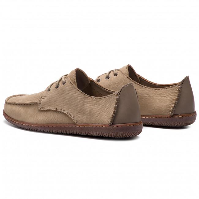fashion styles Discover great deals Moccasins CLARKS - Saltash Lace 261393527 Desert Nubuck