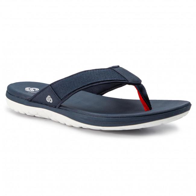 Volver a llamar Pío Soldado  Slides CLARKS - Step Beat Dune 261402667 Navy - Flip-flops - Mules and  sandals - Men's shoes | efootwear.eu