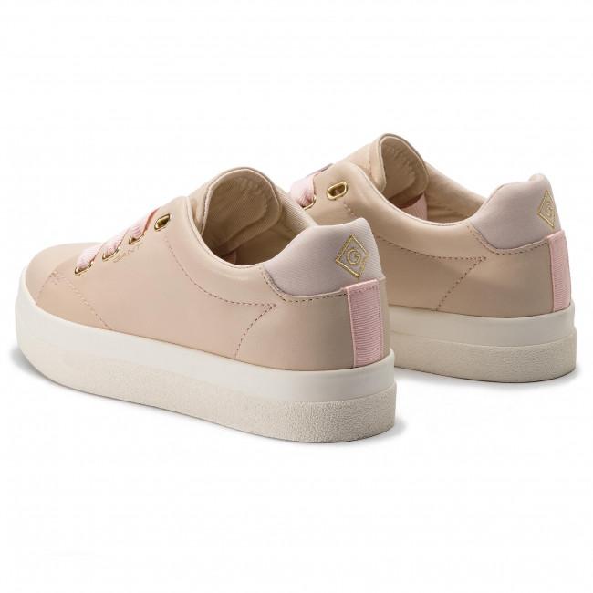 Sneakers GANT Aurora 18531433 Silver Pink G584