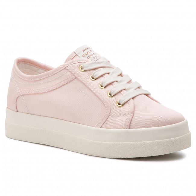 Sneakers GANT Aurora 18538434 Silver Pink G584
